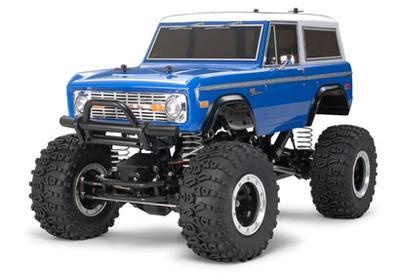 Ford Bronco 1973, CR-01