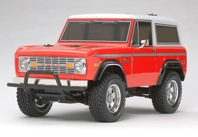 Ford Bronco 1973, CC-01