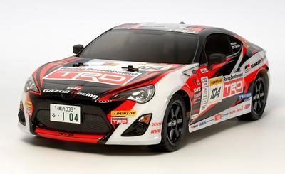 Gazoo Racing TRD 86, TT-02