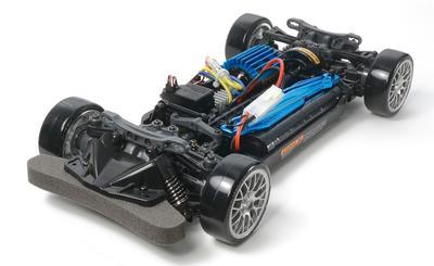TT-02D Drift Spec Chassis