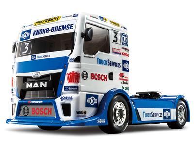 Racing Truck Team Hahn Racing, TT-01E