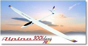 Alpina 3001 ARC, Champ Elektro