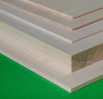 Balsabrettchen 1.5x100x1000 mm