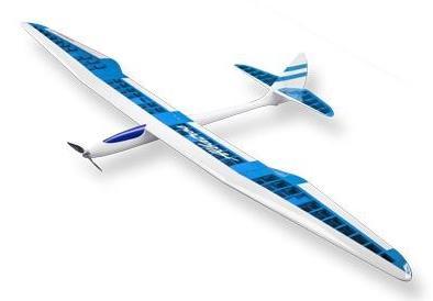 Albatros 2.96 (blau, weiss), ARF