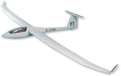 Discus 2a (375 cm) De-luxe, ARF