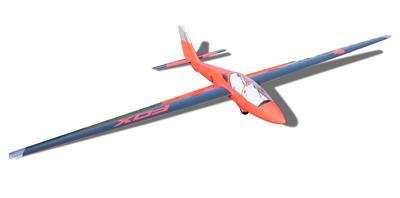 MDM-1 Fox, ARF 3.5m Voll GFK lackiert
