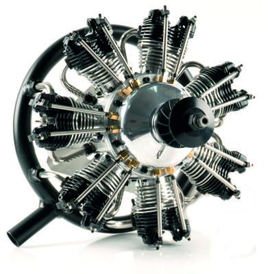 UMS 7 Zylinder 77ccm
