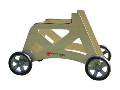 Startwagen für Elektro-Segler