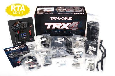 TRX4 Crawler, Kit