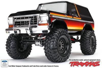 TRX4 Ford Bronco, RTR
