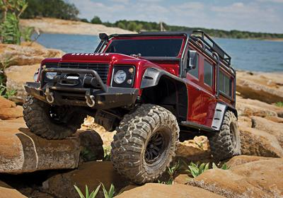 TRX4 Land Rover Defender, RTR