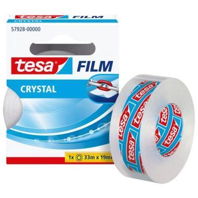 TESA Klebeband crystal 19mmx33m